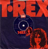 T.Rex - Solid Gold Easy Action/Born To Boogie (Marc 3)